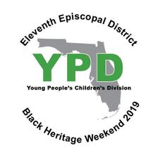Black Heritage Weekend 2019 Logo