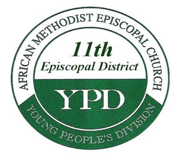 11th Episcopal District YPD Logo